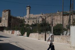مخاوف إسرائيلية من إدراج الحرم الإبراهيمي موقعا تراثيا فلسطينيا