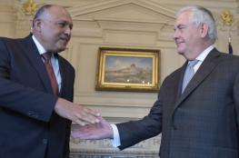 """مصر تطالب واشنطن بالتروّي في قرار """"القدس عاصمة لإسرائيل"""""""