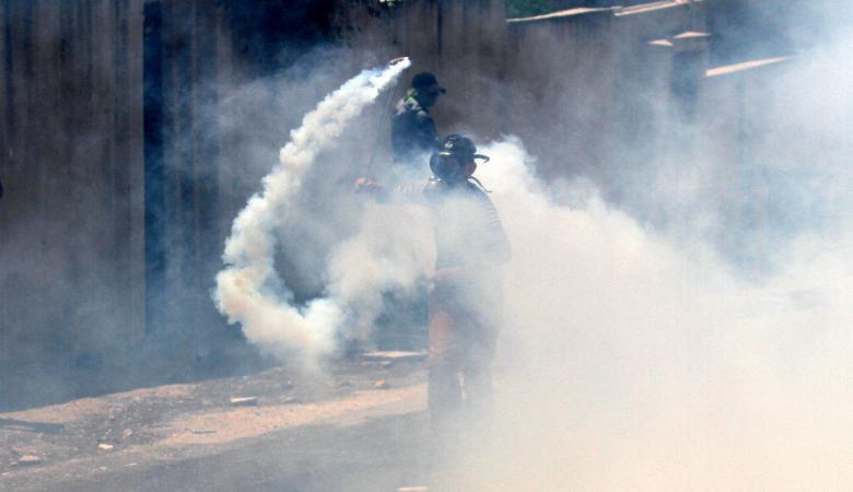 طولكرم: إصابات بالاختناق خلال مواجهات مع الاحتلال