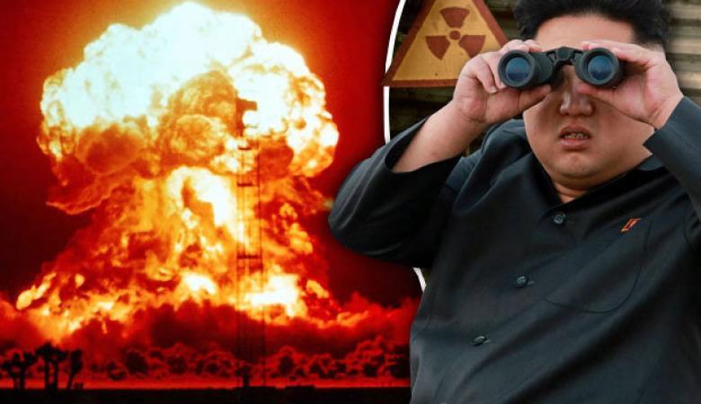 خبراء : قنبلة الزعيم الكوري اقوى بـ16 مرة من قنبلة هيروشيما