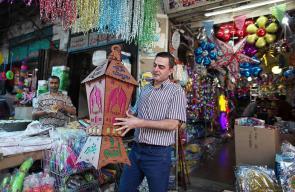 اسواق قطاع غزة بدأت بالتحضير لاستقبال شهر رمضان المبارك