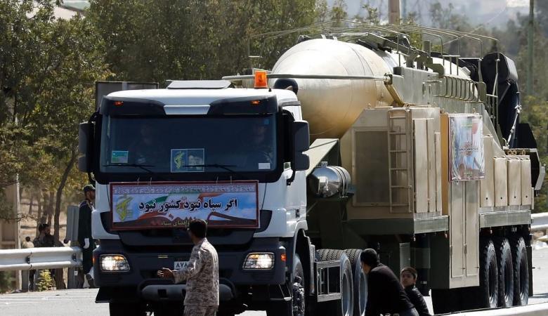 ليبرمان : ايران تتحدى اسرائيل بصاروخها الباليستي الجديد