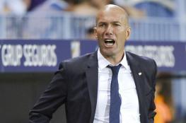 زيدان يجهز سيناريو مرعب لبرشلونة