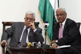 عريقات يرد بقوة على فيديو اسرائيلي تحريضي ضد الرئيس عباس