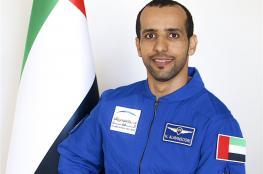 رائد فضاء عربي ضمن مركبة فضائية تحمل العلم الإسرائيلي