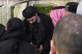 البغدادي يظهر من جديد في مدينة الموصل العراقية