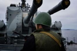 في اعقاب الغارة الامريكية....روسيا ترسل سفناً حربية لطرطوس خلال أيام