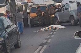 استشهاد شاب بعد دهسه من قبل مستوطنين في قلقيلية