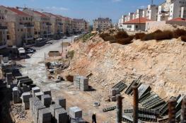 الخارجية : بناء مستوطنة قرب معبر قلنديا مستفز للشعب الفلسطيني