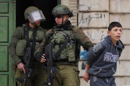 قوات الاحتلال تعتقل طفلا من ضاحية شويكة شمال طولكرم