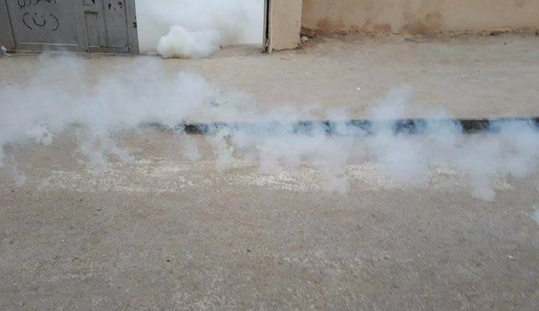 اصابة 50 طالبا ومدرساً في هجوم للاحتلال على مدرسة بالخليل