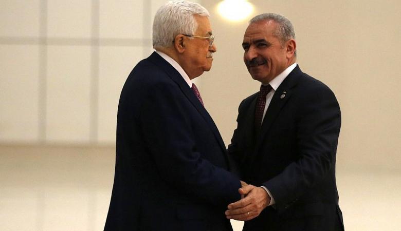 الرئيس يترأس اجتماع الحكومة الفلسطينية اليوم