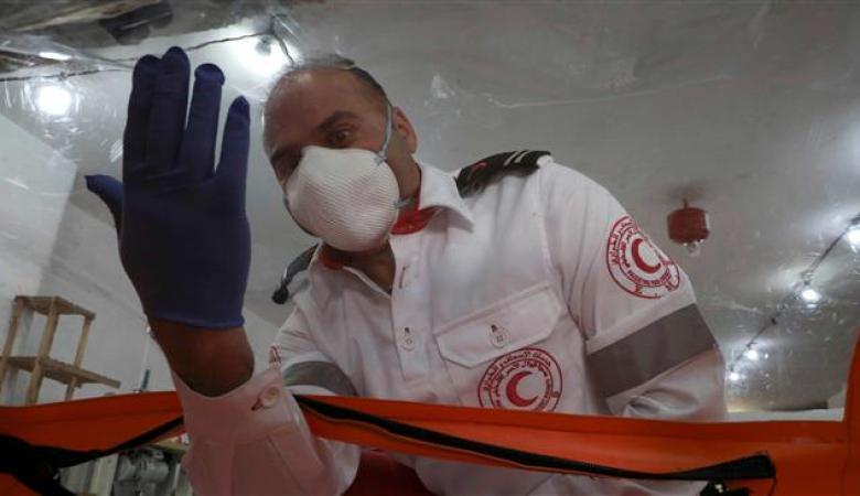 القدس : 774 اصابة بفيروس كورونا المستجد