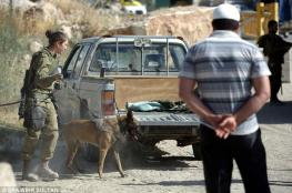 """""""اسرائيل """" تفرض اغلاقاً شاملاً على الضفة الغربية"""