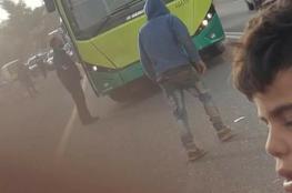 استشهاد شاب من بيت لحم بعد ان صدمته حافلة للمستوطنين