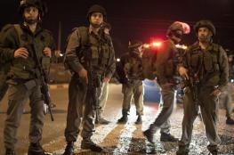 الاحتلال يغلق طريق حوارة نابلس