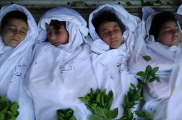 مقتل 26 الف طفل في سوريا منذ اندلاع الأزمة