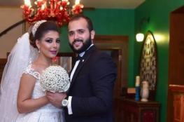 """زفاف اسطوري لابنة مستشار الاسد يثير عاصفة على مواقع التواصل الاجتماعي """"فيديو """""""