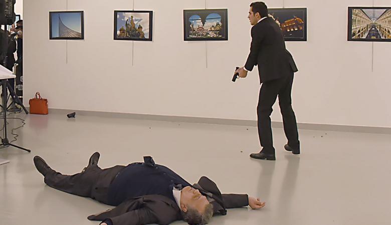 تطورات كبيرة في قضية مقتل السفير الروسي بانقرة