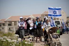 نتنياهو يصادق على بناء 300 وحدة استيطانية جديدة شمال رام الله