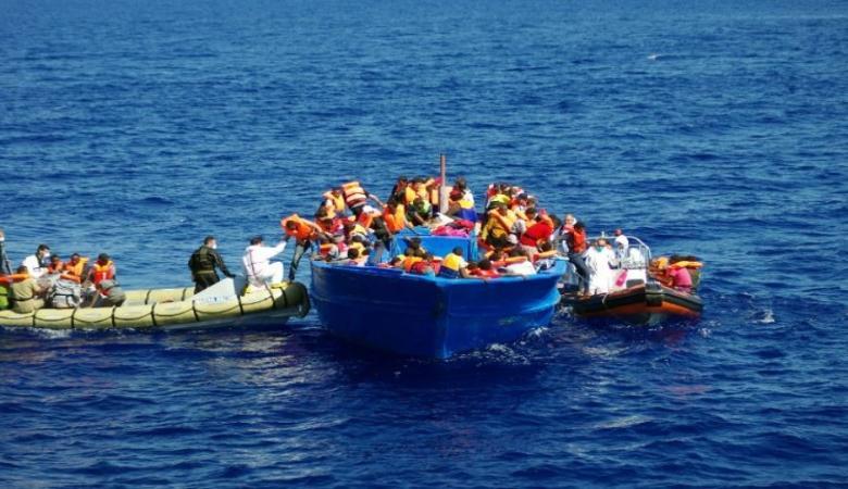 الأمم المتحدة: غرق أكثر من ألف مهاجر في المتوسط هذا العام