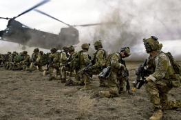 قوات من المشاة البحرية الأمريكية تصل إلى سوريا