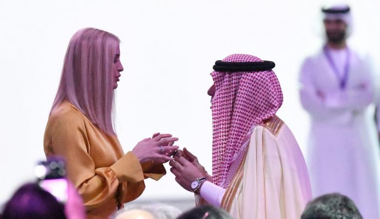 أول تعليق من ايفانكا ترامب على تطبيع العلاقات بين تل ابيب وابو ظبي