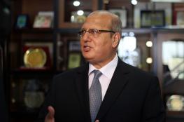 الخضري يعلن مبادرة لإخراج الواقع الفلسطيني من أزمات الانقسام