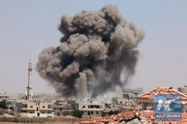 طيران التحالف يقتل 11 مدنياً سورياً في ريف دير الزور بسوريا