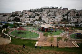 الكشف عن الخطة الاسرائيلية لضم الضفة الغربية
