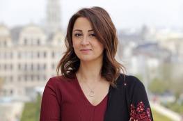 ليلى وافي ..اول فلسطينية تترشح للبرلمان البلجيكي