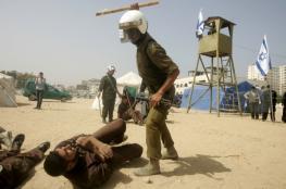 جيش الاحتلال يعتدي على أسيرين أثناء اعتقالهما في الخليل