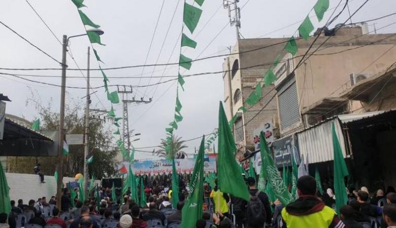حماس: صفقة القرن لن تمر أبدا