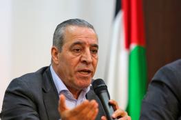 الشيخ يكشف عن مرشح حركة فتح للرئاسة