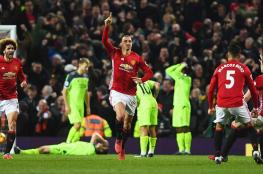 مان يونايتد ينجو من الخسارة أمام ليفربول