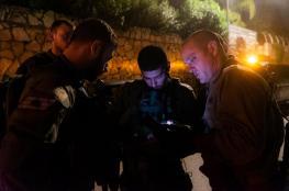 العثور على جثمان منفذ عملية اطلاق النار غرب رام الله
