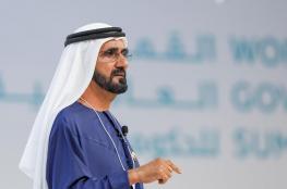 حاكم دبي يوجه بتطوير أول قمر صناعي عربي مشترك بأيدي العلماء العرب