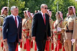 القدس تقرب العلاقات بين الاردن وتركيا