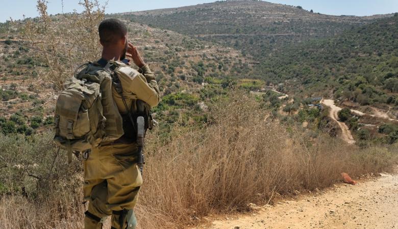 الاحتلال يخطر بهدم بركسات اغنام في بيت لحم