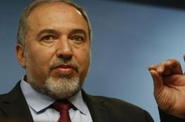 """ليبرمان يهاجم الرئيس اللبناني """"ميشال عون """""""