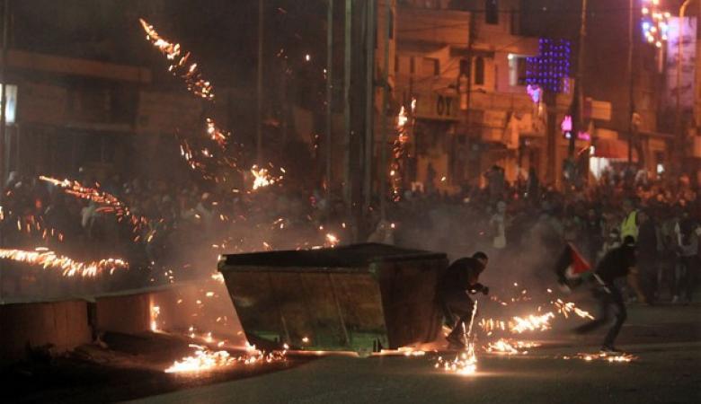 """ايران في ذكرى الانتفاضة : """"التاريخ لن يسامح القتلة والخونة """""""