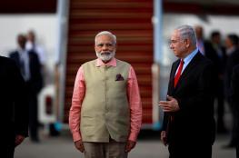 الهند تلغي صفقة أسلحة مع إسرائيل بـ500 مليون دولار قبل أيام من زيارة نتنياهو