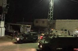 700 مستوطن اقتحموا فجر اليوم بلدة كفل حارس شمال سلفيت