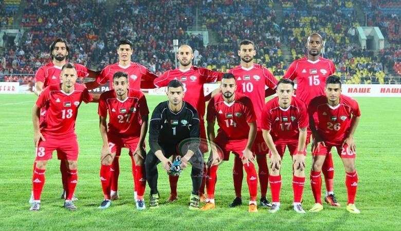 المنتخب الفلسطيني يصل الدوحة للقاء المنتخب القطري وديا