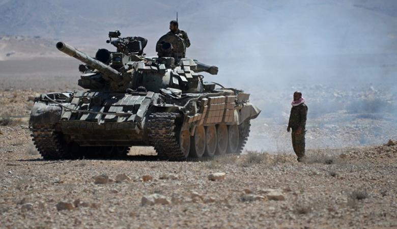 مقتل 9 عناصر من النظام السوري في هجوم قرب حماة