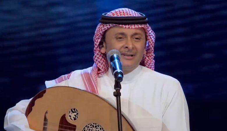 """اصابة الفنان السعودي """"عبد المجيد عبد الله """" بمرض مزمن"""