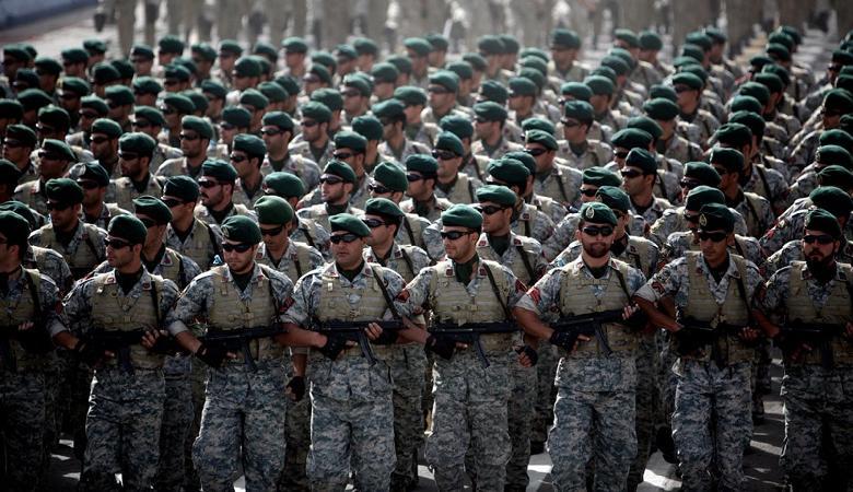 ايران ترسل 7500 عنصر من قواتها الى العراق