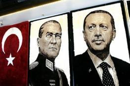 جندي نرويجي يطلق النار صوب صورة لأردوغان واتاتورك وتركيا تعتبرها اهانة