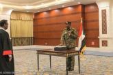 البرهان يؤدي اليمين الدستورية رئيساً للمجلس السيادي السوداني