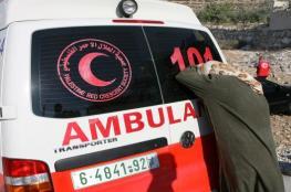 اصابة طفل بجراح خطيرة بعد تعرضه للدهس من قبل مستوطن في الخليل